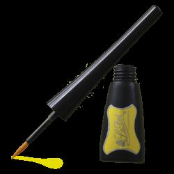 Liner geel
