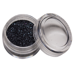 Glitter Antraciet 10 ml