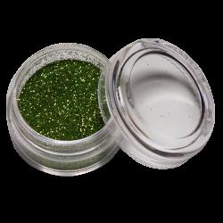 Glitter Licht groen 10 ml